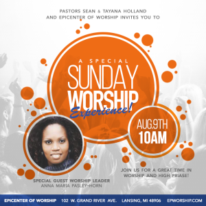 EOW Special Sunday Worship Experience