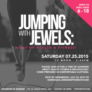 EOW Jewels Event: Jumping with Jewels